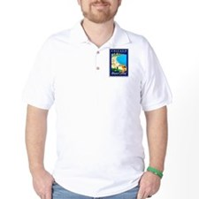 Chicago Travel Poster 1 T-Shirt