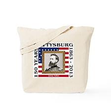 George Sykes - Gettysburg (1863-2013) Tote Bag