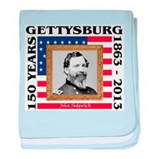 John Sedgwick - Gettysburg (1863-2013) baby blanke