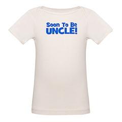soontobeuncle_blue.png Tee