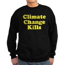 Climate Change Kills Jumper Sweater
