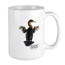 Galapagos Flightless Cormorant Mug