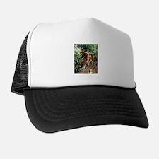Zorn - Red Sand Trucker Hat