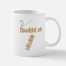 Funny Fishing Ukulele uke design Mug