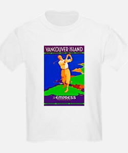 Canada Travel Poster 4 T-Shirt