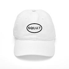Squat Baseball Cap