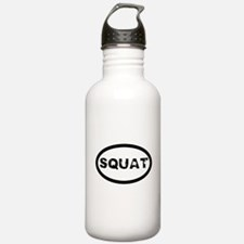 Squat Water Bottle