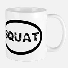Squat Small Small Mug