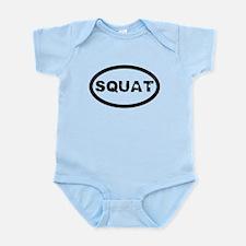 Squat Infant Bodysuit