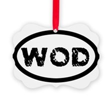 WOD Ornament