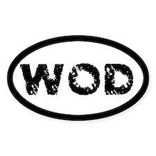 WOD Decal