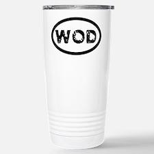 WOD Travel Mug