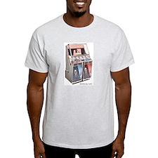 Seeburg 220 Ash Grey T-Shirt