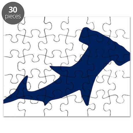 Hammer Head Shark Puzzle