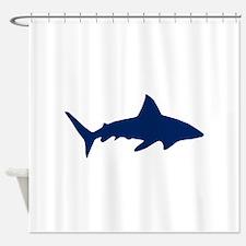 Shark/Jaws Shower Curtain