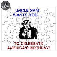 Uncle Sam Puzzle