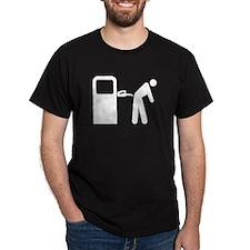FILL'er UP! Black T-Shirt