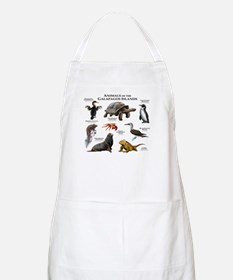 Animals of the Galapagos Islands Apron