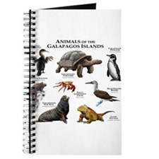 Animals of the Galapagos Islands Journal