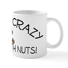 Crazy Squirrel Mug