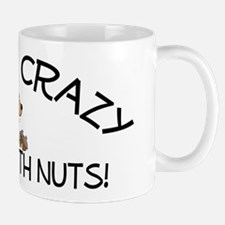 Crazy Squirrel Mug