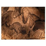 Cave painting Wrapped Canvas Art