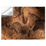 Cave painting Wall Decals