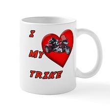 I Heart My Trike Mug