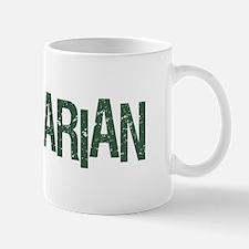 Vegetarian Cool Logo Mug