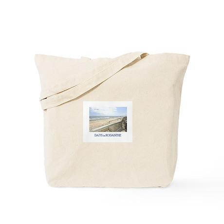 Days in Rodanthe Tote Bag