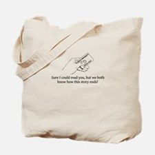 Could Read Tote Bag