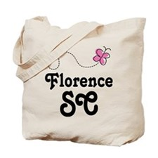 Florence South Carolina Tote Bag