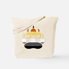 Large Paw Tote Bag