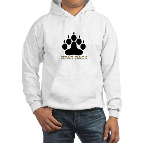 Bear Paw Hooded Sweatshirt