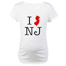 I Love NJ New Jersey Shirt