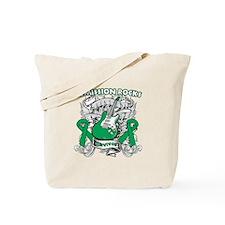 Remission Rocks Liver Cancer Tote Bag