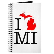 I Love MI Michigan Journal