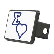Sigma Sweet Outline Hitch Cover