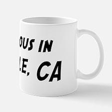 Famous in Palmdale Mug