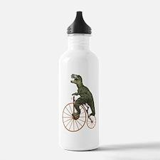 Tyrannosaurus Rex Penny Farthing Water Bottle
