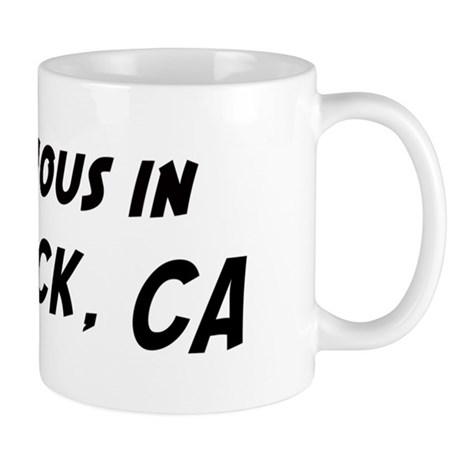 Famous in Two Rock Mug