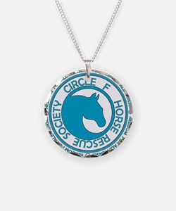 Circle F Horse Rescue Society Necklace