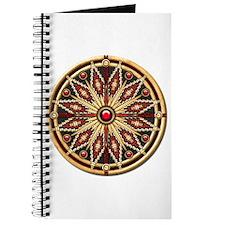 Native American Rosette 02 Journal