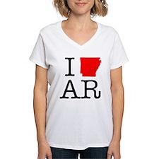 I Love AR Arkansas Shirt