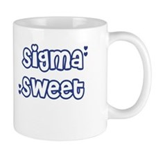Sigma Sweet Hearts Mug