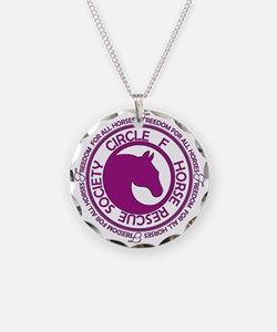 Circle of Freedom Necklace