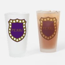 Que Pearl Drinking Glass