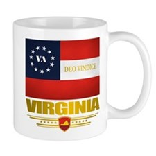 Virginia Deo Vindice Mug