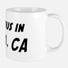 Famous in Pacifica Mug