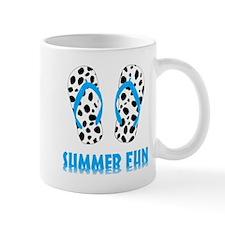 Dalmatian Flip Flop Mug